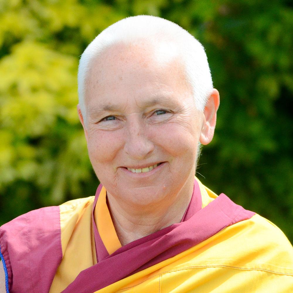 Drolkar White Meditation London