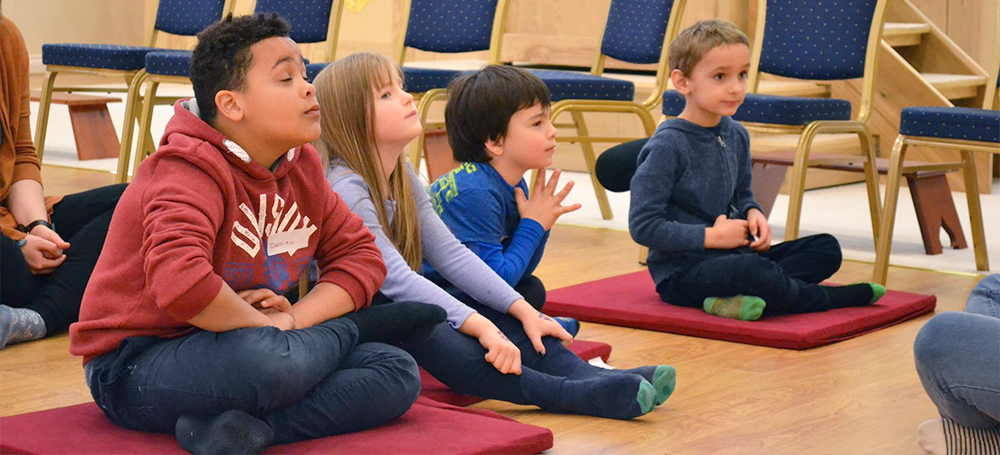 Meditation Kids London