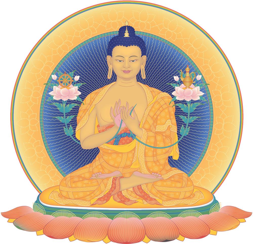 Buddha Maitreya 3