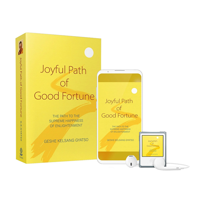 2joyful Path Of Good Fortune Ebook Phone Tablet Reflection Web 2018 07