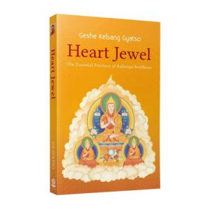 Heart Jewel 3d Paperback Front