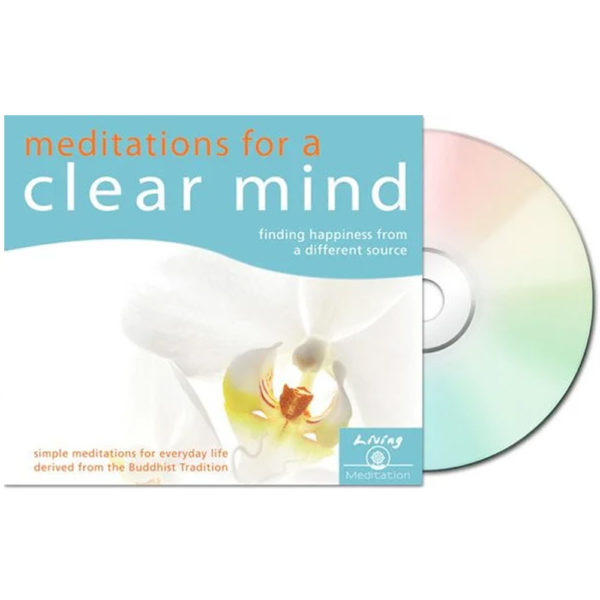 Meditation For A Clear Mind
