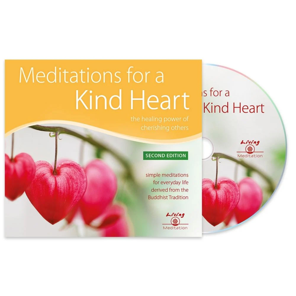 Meditation For A Kind Heart 2d Cd Front And Onbody Web 2019 05
