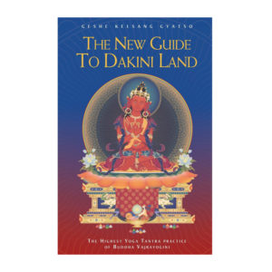 New Guide To Dakini Land 2d Paperback Front