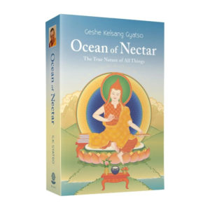 Ocean Of Nectar 3d Paperback Front