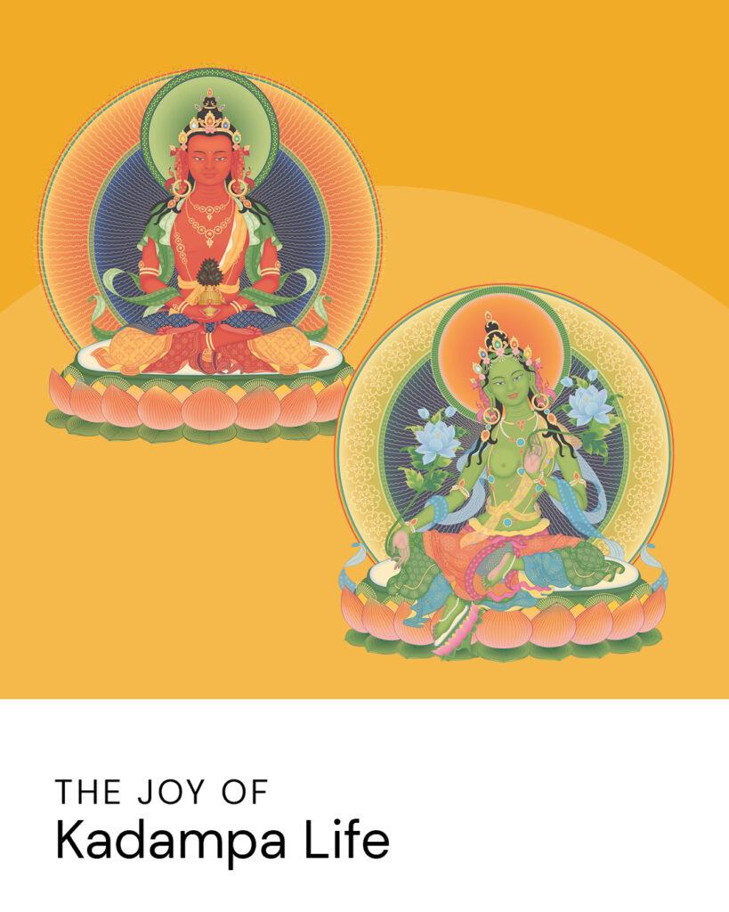 20200515 The Joy Of Kadampa Life