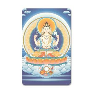 Buddha Avalokiteshvara Mini Card