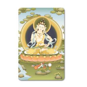 Buddha Vajrasattva Mini Card