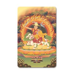 Dorje Shugden Mini Card