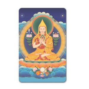 Guru Sumati Buddha Heruka Mini Card