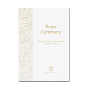 Powa Ceremony