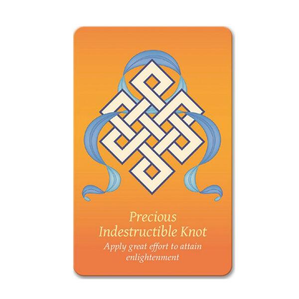 Precious Indestructible Knot