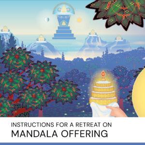 20201010 Mandala Offering